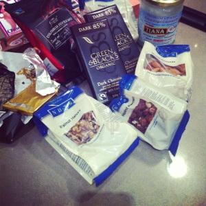 My shopping spree!
