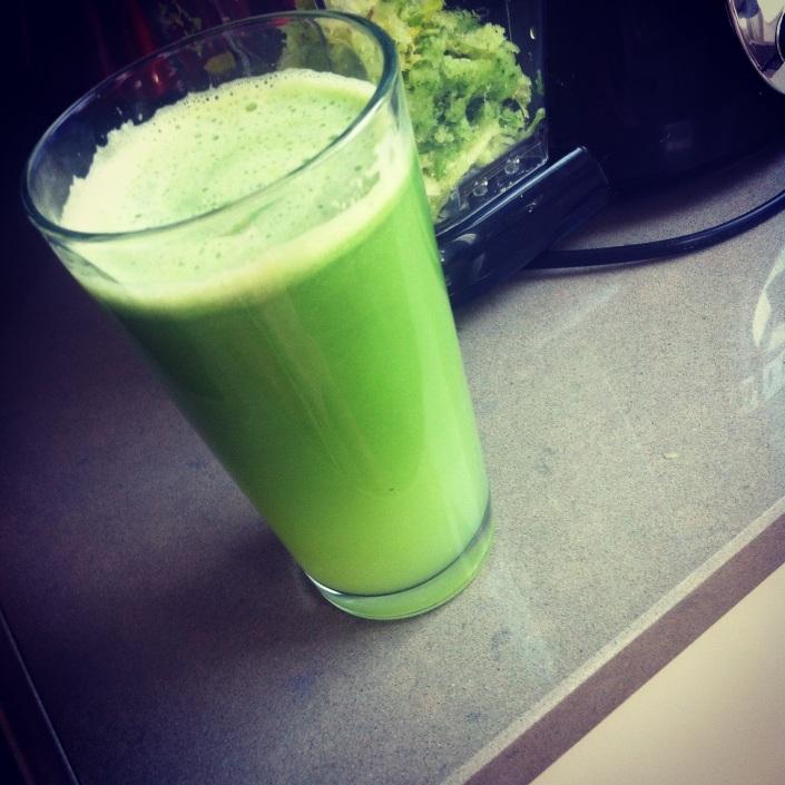 My Green Drink!